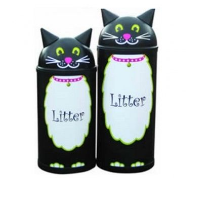 Cat Themed Bin